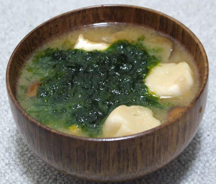 ricetta Misoshiru