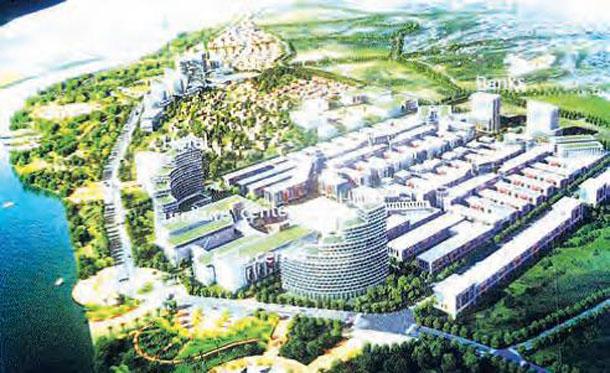 Myanmar Muse zona economica