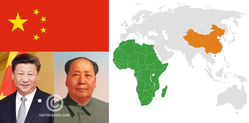 Cina Africa