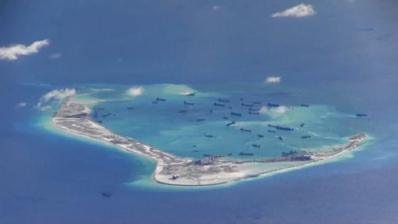 isole spratly cina