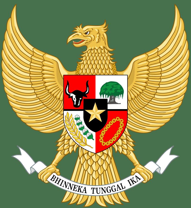 stemma nazionale indonesia