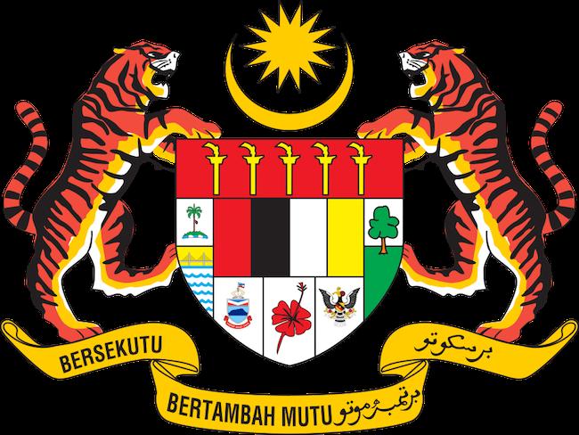 stemma nazionale Malesia