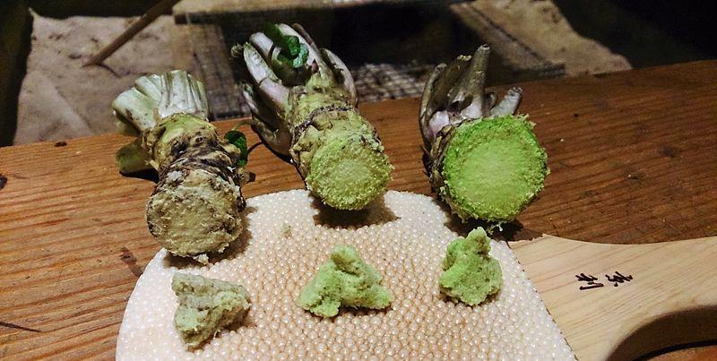 wasabi ricetta come si prepara